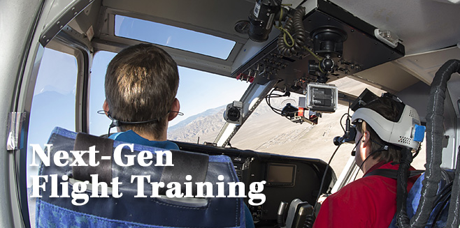 Next-Gen  Flight Training