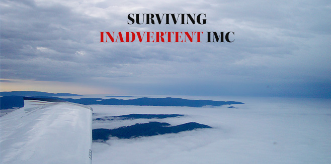 Surviving Inadvertent IMC
