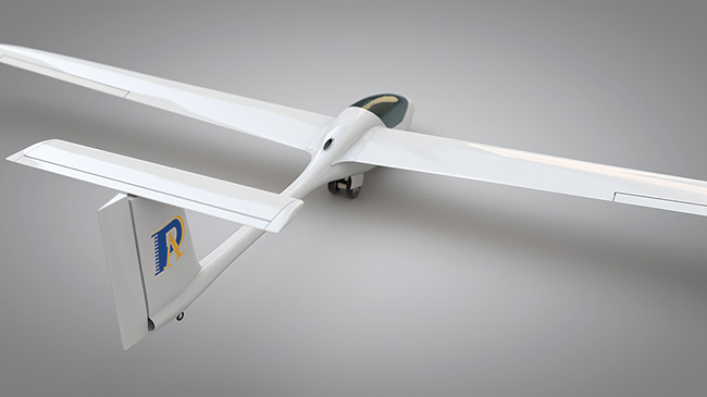 Glowfly uses an ingenious strategy, an electric motor to run the main wheel for taxi and to help the jet engine get the glider up to speed for self-launched takeoffs. Crazy? Nope. Even the airlines are exploring the idea, at least for taxi operations.