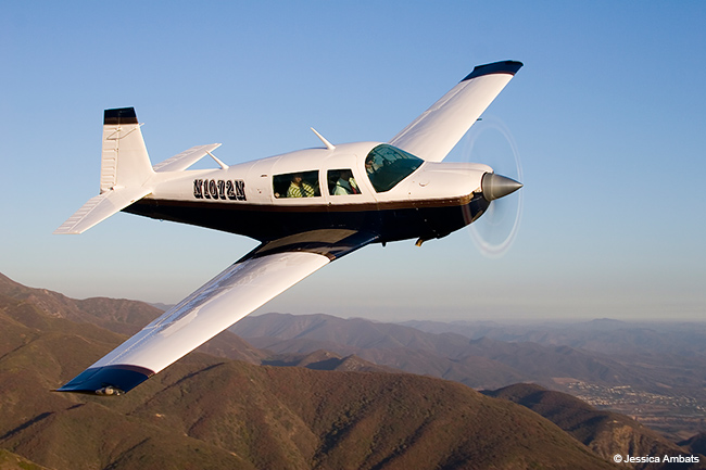 For some cross-country flying, slow and steady does fine. For other missions, speed matters.