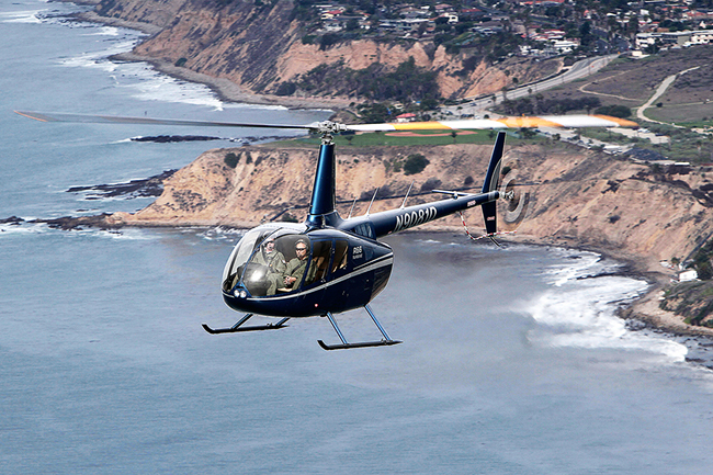 Robinson R66 Helicopters