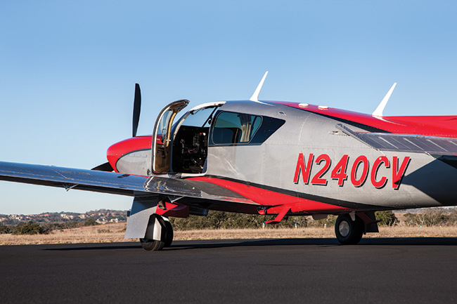 We Fly: Mooney Acclaim Ultra - Plane & Pilot Magazine