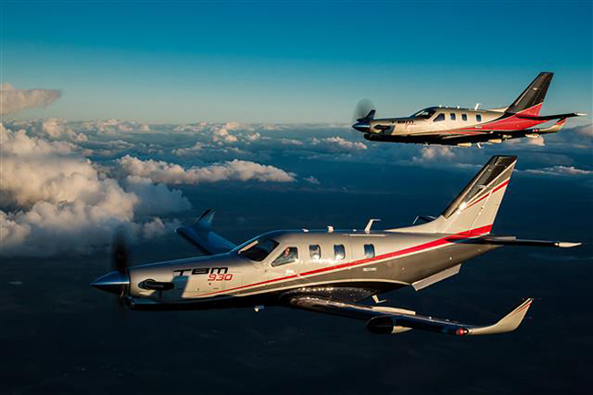Daher Introduces TBM 930 Turboprop Single With G3000 Panel