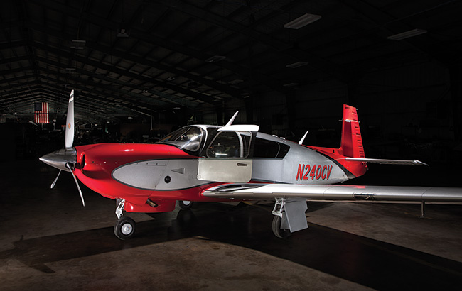 We Fly Mooney Acclaim Ultra