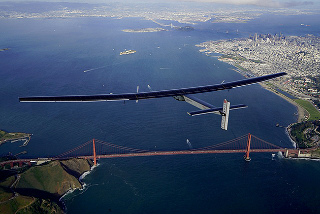 Is The Solar Impulse A Waste Of Energy?
