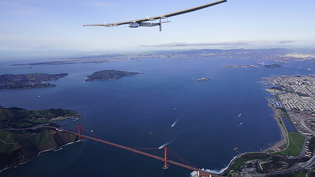 Solar Impulse 2 Historic Landing Just Part Of The Story