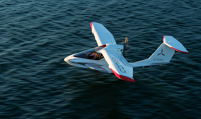 Icon Aircraft Announces One-Year Delay In Deliveries