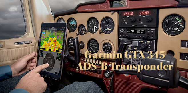 Garmin GTX 345 ADS-B Transponder