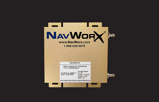 NavWorx ADS-B For Owners Who Really Don't Want To Equip