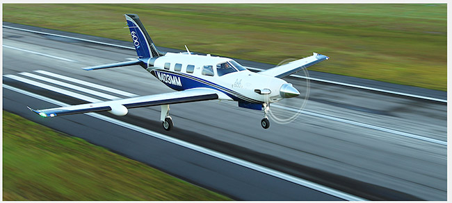 "Piper M600 ""Super Meridian"" Earns FAA Certification"