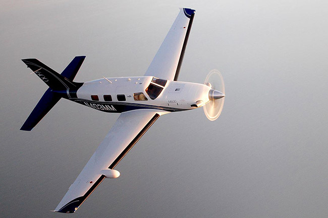 Quick Read: We Fly The New Piper M600