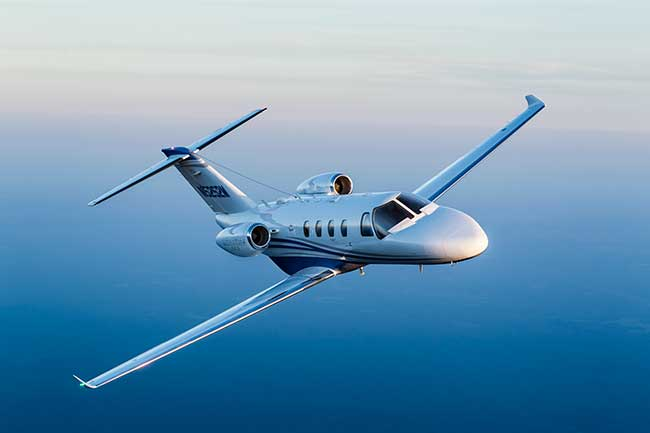 Cessna Citation M2