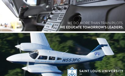 Parks College Of Engineering And Aviation, Saint Louis University
