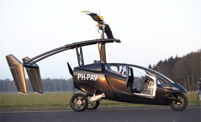 Roadable Airplane, Meet Mainstream Media