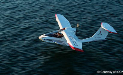 The ICON A5: Art Meets Aviation