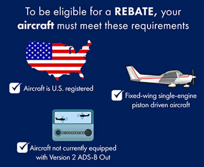 Going Direct: Why The FAA's $500 ADS-B Rebate Plan Smells Like Fear