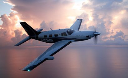 Piper PA-46 M600 Specifications