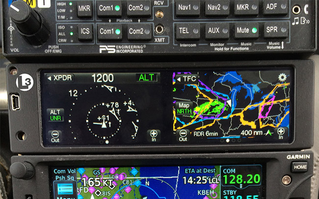 Lynx NGT-9000 From L-3 Aviation Chosen By ATP - Plane ...