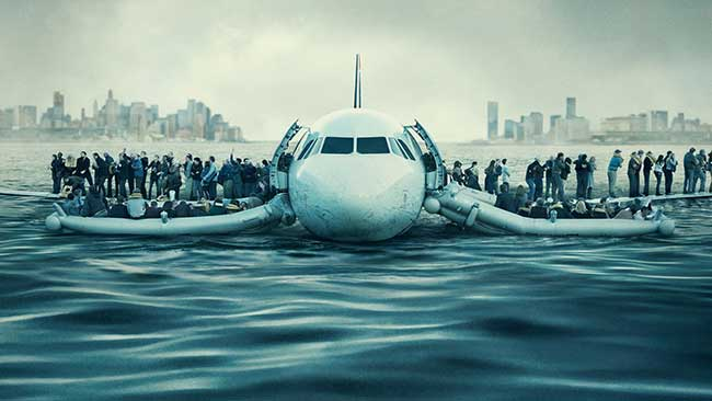 Going Direct: Sully Movie's Scariest Message