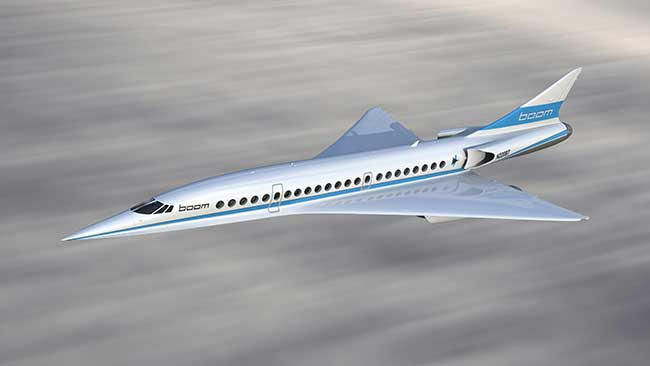 Going Direct: An Unexpected Reason Why The Supersonic Boom Jet Is Interesting