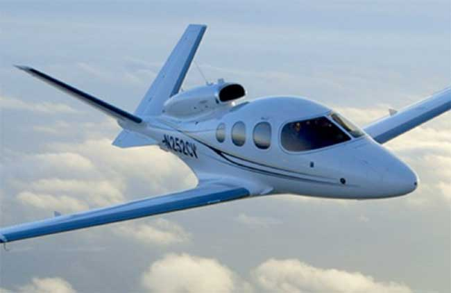 Going Direct: Why The Cirrus SF50 Vision Jet Matters