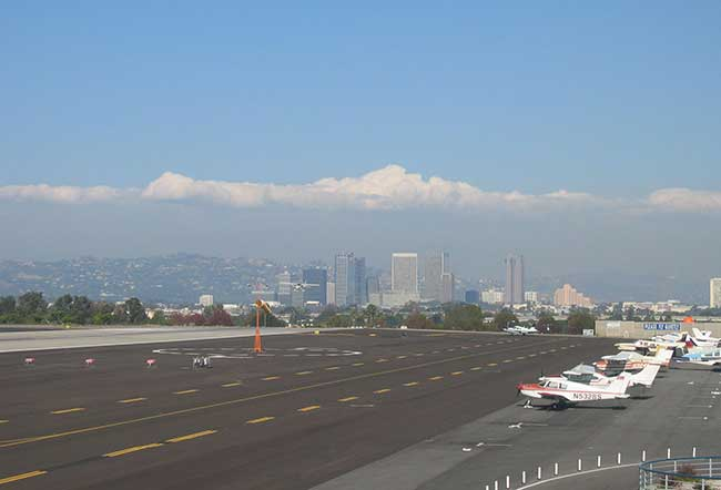 Going Direct: FAA Orders Santa Monica To Stop The Nonsense