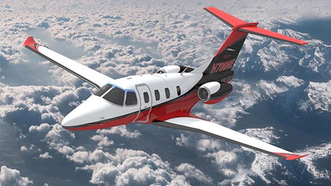 ONE Aviation Eclipse EA700
