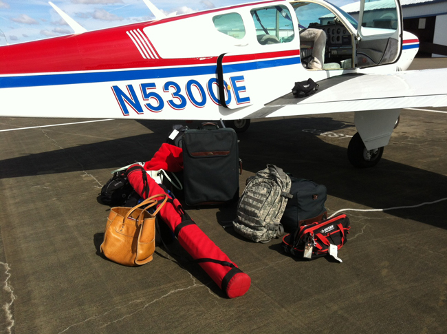 Let It Roll: What's In Your Flight Bag - Plane & Pilot Magazine