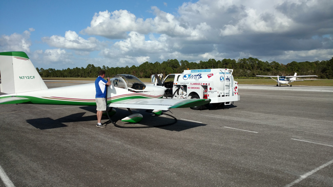 Going Direct: Two Kinds Of Avgas