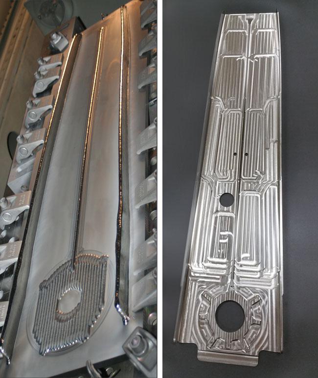 3D Printed Airbus Spar