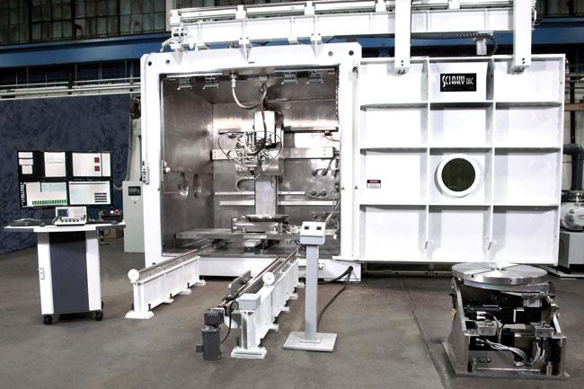 Sciaky EBAM 3D Printing