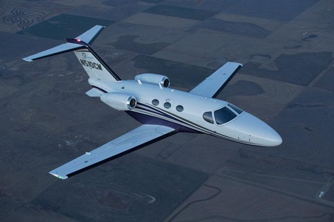 Citation Mustang very light jet