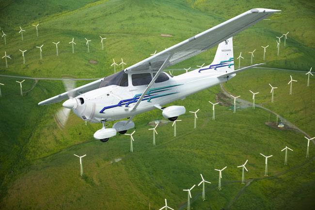Cessna 172 JT-A