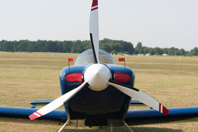 Scimitar Propeller