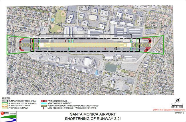 SMO Runway Shortening Plan