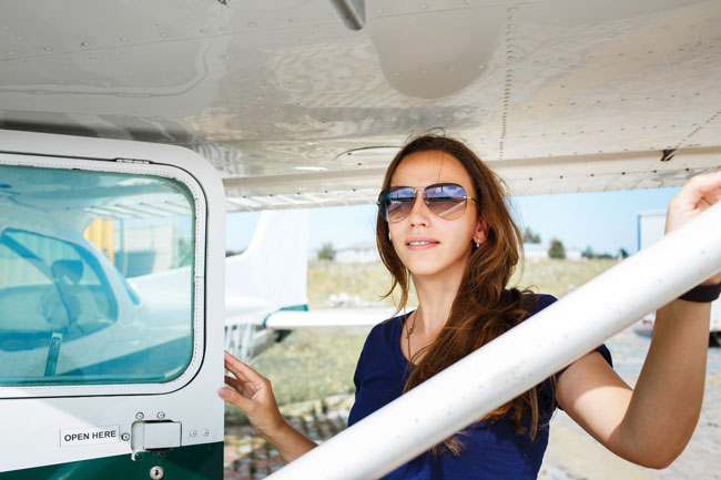 Promoting Women in the Aviation Workforce Act of 2017