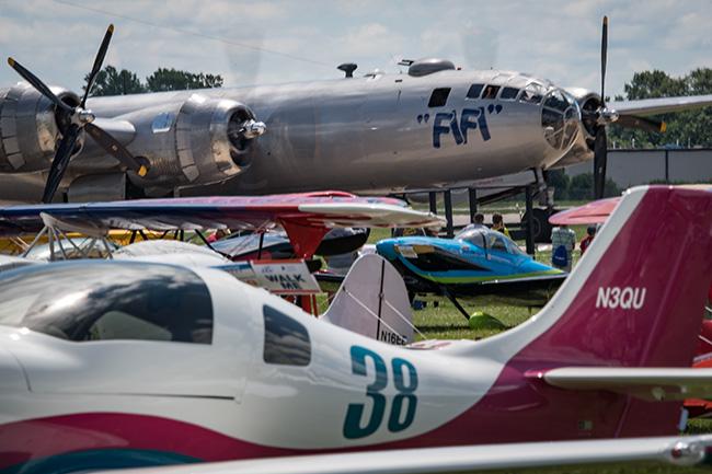 CAF B-29 FIFI