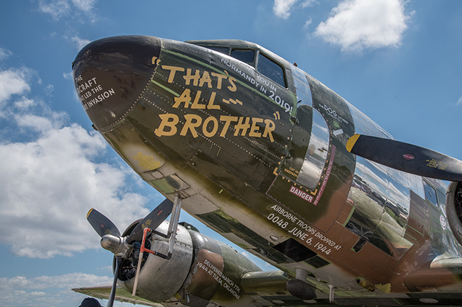 CAF C-47 That's All, Brother
