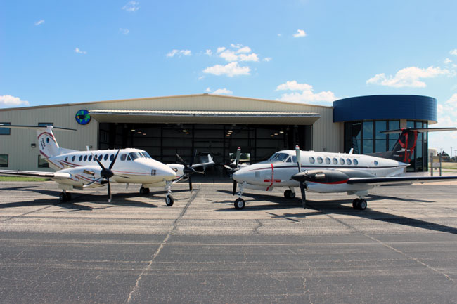 King Air 350 and 350ER