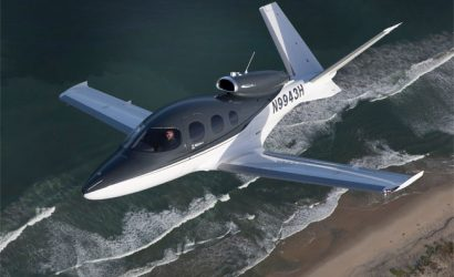 2017 Cirrus SF50 Vision Jet Specifications