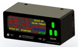 Approach Aviation Multifunction Annunciator
