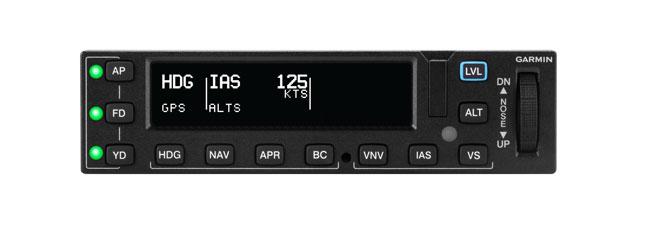 Garmin GFC 600 retrofit autopilot