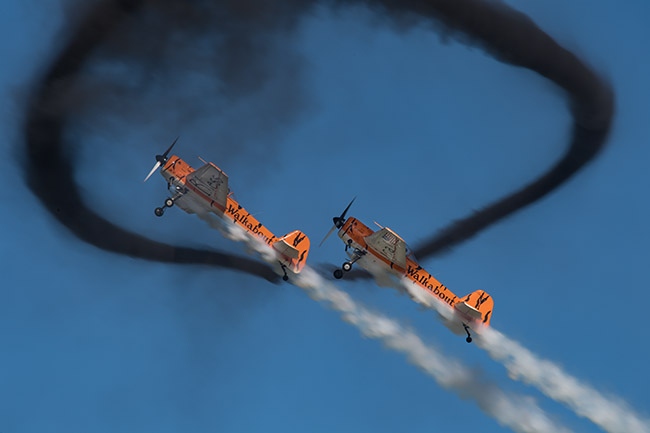 Twin Tigers Aerobatic Team