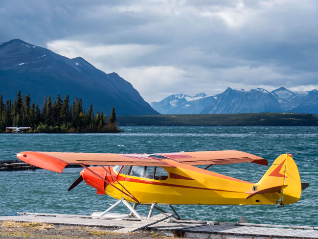 Push your envelope with a sea plane rating
