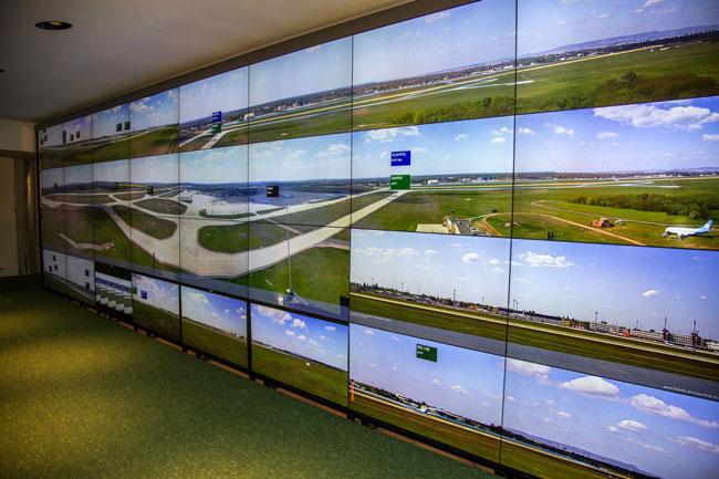 Remote ATC camera views