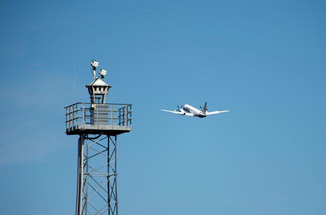 Remote ATC tower cameras