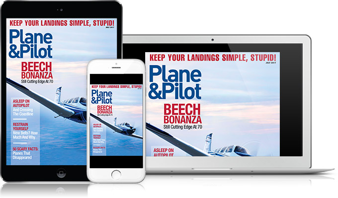 Subscribe to Plane & Pilot Digital Edition