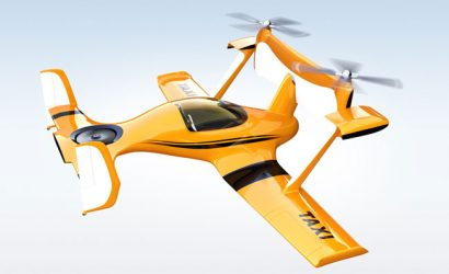 Air Taxi: Flying Ubers
