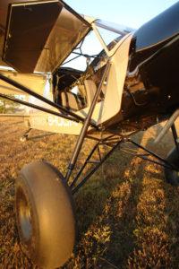 Outback Shock landing gear