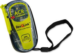 ACR ResQLink personal locator beacon